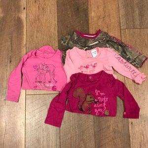 Carhartt girls 12 month